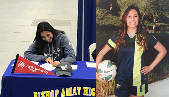 Kim Garcia commits to Pacific University