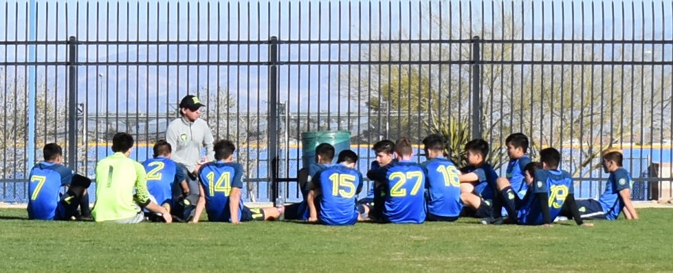 B02 Blue Players Showcase in Las Vegas